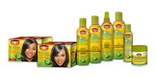 African Pride Olive Oil Formula Miracle Hair Care & Styling Products