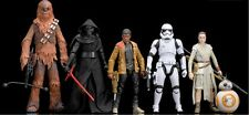 """Star Wars Black Series Action Figures 6"""" Articulated Accessories Toy Rogue One"""
