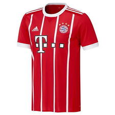 BAYERN MUNICH HOME SHIRT 2017 2018