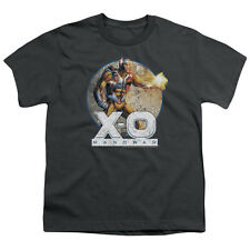 X-O XO Manowar Comic VINTAGE MANOWAR Cover Licensed  Youth T-Shirt S-XL