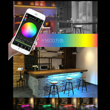Mini RGB/RGBW Wifi LED Controller Remote for LED Strip Lamp, Contorlled by App