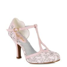 Ruby Shoo Polly court shoe in Pink