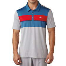 ADIDAS GOLF Men's Climacool Polo Shirt