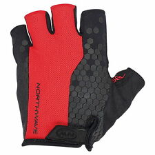 Guantes Northwave Evolution Rojo-Negro
