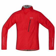 Chaqueta Gore Bike Wear Rescue Windstopper AS Rojo