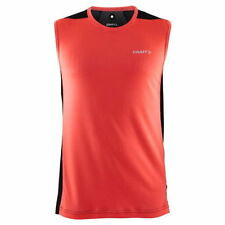 Camiseta Craft Devotion Singlet Naranja