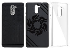 Variety of Rubberised Finished Back Case Cover For Huawei Honor 6X