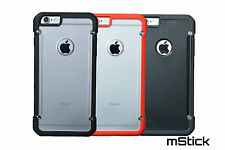 mStick Shelter Series Matte Finish Back Cover Case For Apple iPhone 6 Plus (5.5)