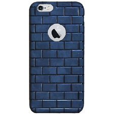 mStick Brick Line Soft Silicone TPU Back Cover Case For Apple iPhone 6 /6S (4.7)