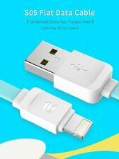 Original Rock Brand Lightning Cable for All Apple iPhones & iPad 1 Meter Length