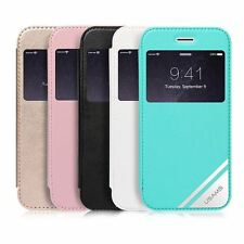 Usams Viva Series PU Leather Flip Case Cover For Apple Iphone 6 Plus / 6S Plus
