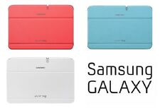 GENUINE SAMSUNG GALAXY TAB 10.1 BOOK COVER STAND FLIP CASE 3 Colors NEW Boxed