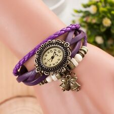 Eleganzza Bell Pendant Casual Bracelet Wrist Watches for Women and girls.Watches