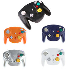 Wireless Game Controller + Receiver Adapter for Nintendo GameCube/Wii/Wii GC