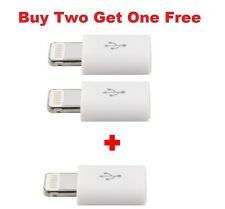 mStick Micro USB to 8 pin Apple Lightning Charger Adapter Converter For iPhones