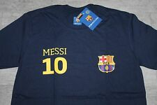Source Laboratorio FC Barcelona Tour Camiseta Messi Nº 10 Amarillo Azul