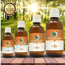 FIR NEEDLE OIL 100% NATURAL PURE UNDILUTED UNCUT ESSENTIAL OIL 5ML TO 1000ML
