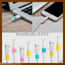 New Lightning USB Data Charging Cable Protector & Saver for Apple iPhone, iPad