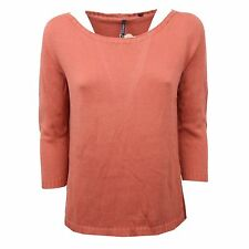 C5368 maglione donna WOOLRICH cotone sweater woman