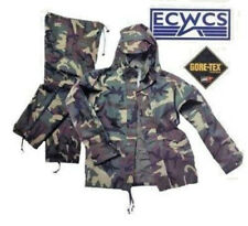 US Army GEN 1 ECWCS Woodland Goretex Parka Jacket + Pants Trousers Set Combo GI
