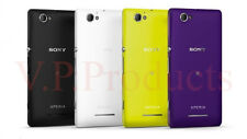 Sony Xperia M & M Dual 100% Original Housing Battery Cover Back Panel with NFC