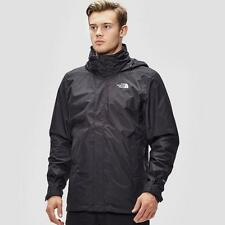 The North Face Evolution Ii Triclimate Mens 3 In 1 Jacket Waterproof Blac