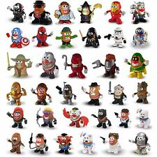 POPTATER MR POTATO HEAD COLLECTIBLE POP CHARACTER / MARVEL STARWARS GHOSTBUSTERS