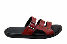 DERBY BRANDED LEATHER FLOATERS IN RED COLORS MRP 1399 50% DISCOUNT 699