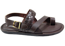 DERBY BRANDED SOFT LEATHER SANDAL IN BROWN COLORS MRP 1499 40% DISCOUNT 899