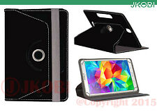 360° ROTATING LEATHER FLIP CASE COVER FOR SAMSUNG GALAXY TAB  3 LITE 7.0 T111