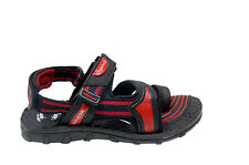 LEE COOPER BRANDED CASUAL SANDALS IN BLACK RED COLORS MRP 499+80 SHIPPING CHARGE