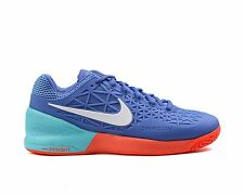 NIKE MEN'S NIKECOURT ZOOM CAGE 2 TENNIS SHOE TRAINERS BLUE NEW 844960-402 $150