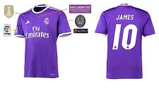 Trikot Real Madrid Away Champions League Final Cardiff 2017 - James 10 [164-XXL]