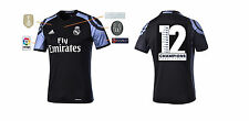 Trikot Real Madrid Third Champions League Final Cardiff 2017 - 12 Duodecima