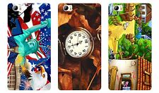 Soft UV Printed Back Case Cover For LYF Water F1S