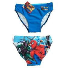Slip costume bambino Spiderman bluette