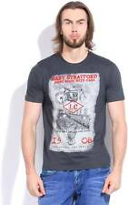 Lee Cooper Printed Mens Round Neck T-Shirt-5441-I7A