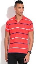 United Colors of Benetton Striped Mens Polo Neck T-Shirt-5441-IN2