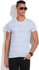 United Colors of Benetton Striped Mens Round Neck T_Shirt-5441-I0T