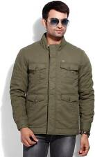 Numero Uno Full Sleeve Solid Mens Jacket (Flat 50% OFF) -CEX