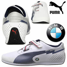 bcb77a5f5dc New Puma Evospeed F1 BMW Mens Motorsport Casual Touch Fast Leather Trainer  Shoes