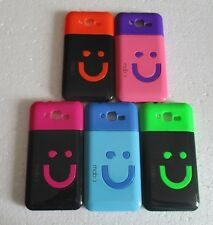 Micromax Bolt A 67/ Bolt A 69 Smiley Hard Back Cover Cases /Screen Guard