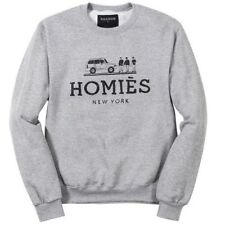 Reason - Homies Sweatshirt - Grey