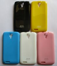 Micromax Canvas Juice a77/a177 A77/A177 Soft Silicon Back Cover