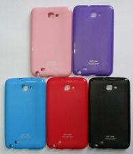 Samsung Galaxy Note i9220/N7000 Soft Silicon Back Cover Cases