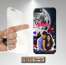 Cover for HUAWEI,GT3,Y6II compact,mate 9,P8 lite 2017,chica VAMPIRO,silicone