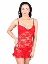 N-Gal: Women Nightwear, Babydoll Nighty, Intimate Lingerie- NG2210