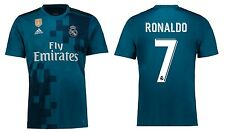 Trikot Adidas Real Madrid 2017-2018 Third WC - Ronaldo 7 [128-XXL] CR7