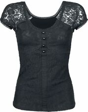 Gothicana by EMP Eternally Yours Maglia donna nero