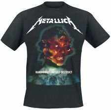 Metallica Hardwired... To Self-Destruct T-Shirt nero